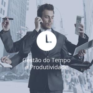 curso online Gestão do Tempo e Produtividade